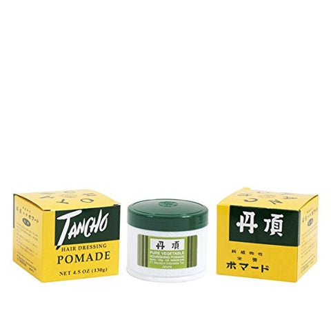 Tancho Pomade Hair Dressing - Large 4.5oz/130g