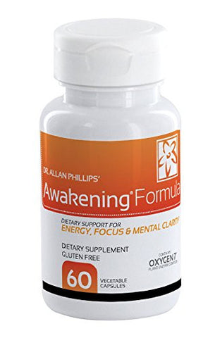 Awakening Formula 60CT - 1 bottle by Oxygen Nutrition