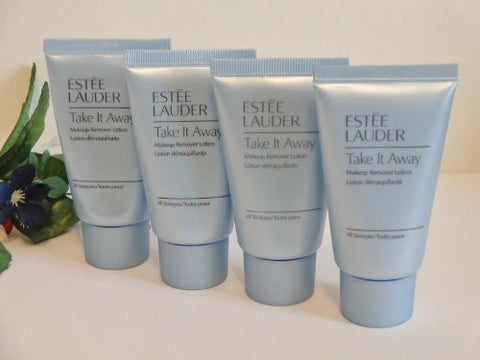 4 Estee Lauder Take It Away Makeup Remover Lotion 4 X 1 Fl Oz