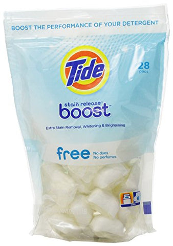 Tide Boost Free Duo Pacs 28 Count