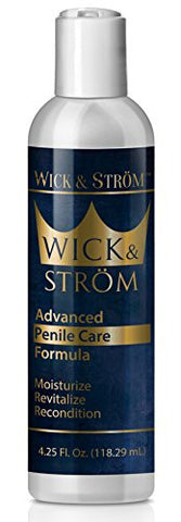 Penile Health Cream — Formulated To Improve Circulation - Natural Ingredients - Helps Increase Sensitivity and Reduce Dry, Cracked, Irritated Skin - 4.25 oz. (1 Bottle)