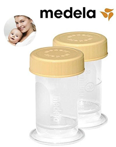 Medela Colostrum Collection &Amp; Storage Containers, 35Ml