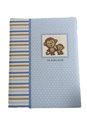Carters Baby Memory Book, Baby Boy Memory Book, Album Record Baby Memories Book