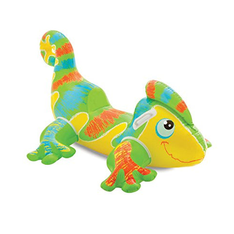 Intex Smiling Gecko Ride-On, 54 1/2 X 36, for Ages 3+