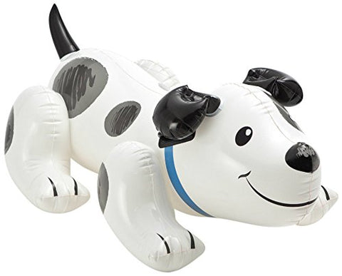 Intex Puppy Ride-On, 42 X 28, for Ages 3+