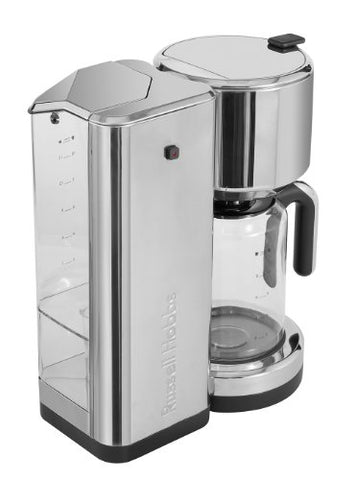 Russell Hobbs CM7000S 8 Cup Coffeemaker, Stainless Steel