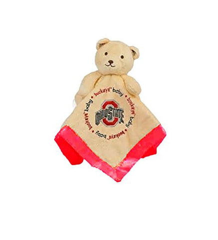 Baby Fanatic Security Bear Blanket, Ohio State University