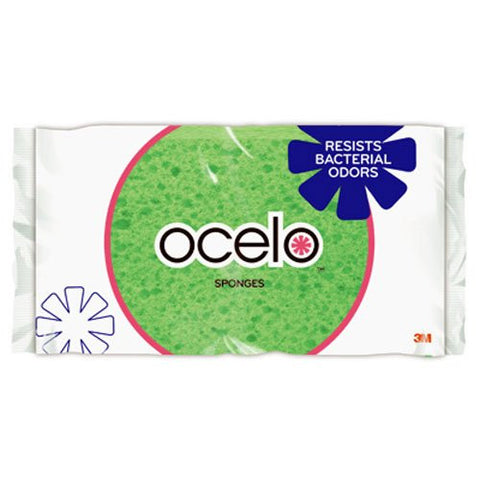 ocelo Antimicrobila Sponge (7264-T), 1-Count  Assorted Colors