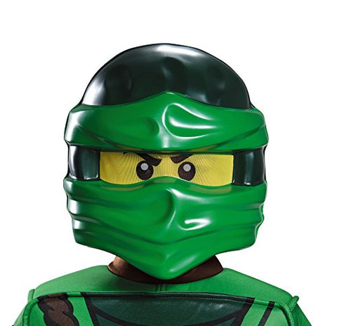 Disguise Lloyd Ninjago LEGO Mask, One Size Child, One Color