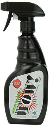 Wow! Stainless Steel Cleaner & Protectant, 16 fl oz (473 ml)