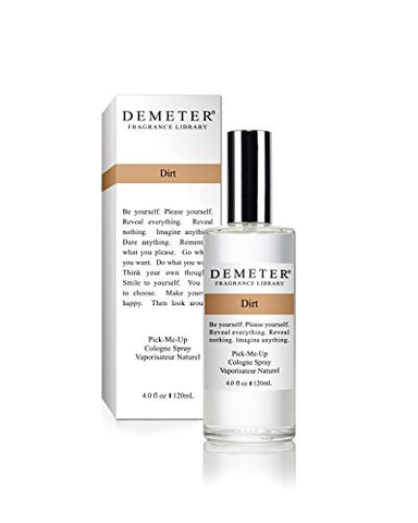 Demeter By Demeter For Men and Women. Dirt Cologne Spray 4 Ounces
