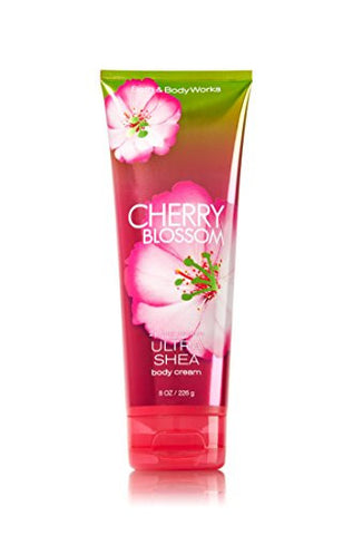 Bath and Body Works CHERRY BLOSSOM Triple Moisture Body Cream 8 OZ