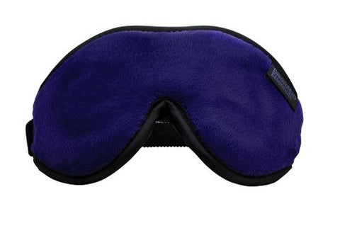 Dream Essentials Escape Sleep Mask with Earplugs and Carry Pouch, Navy
