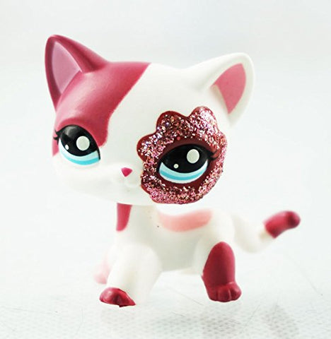 Great gifts store littlest pet shop Animal Pet Cat Collection Child Girl Boy Figure Toy Loose Cute lps