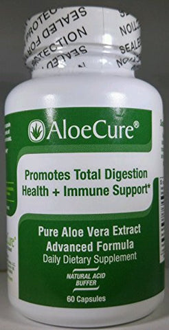 AloeCure Advanced Formula - One a Day Aloe Vera Capsule