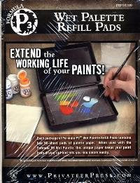 P3 Wet Palette Refill Pads Pip 93109