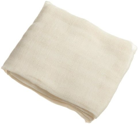 Cheesecloth - 100% Cotton Natural Gourmet Cheese Cloth - Bleach & Lint Free - Two 1.5 Sq. Yards (3 Sq. Yards Total)