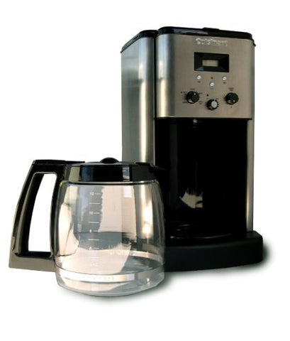 Cuisinart CBC-00FR Brew-Central Programmable 12-Cup Coffeemaker  (Certified Refurbished)