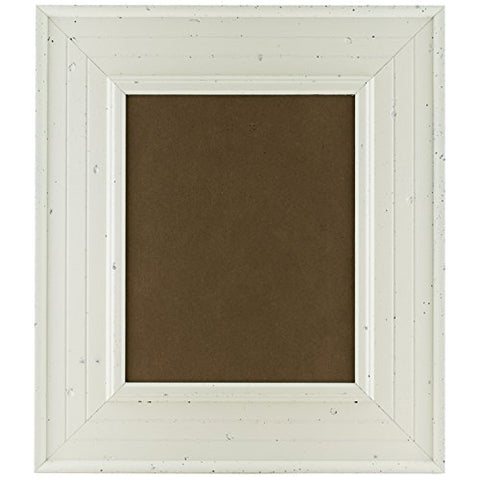 Craig Frames 813786001620AC 3-Inch Wide Picture/Poster Frame in Smooth Paint Finish, 16 by 20-Inch, Weathered Off-White