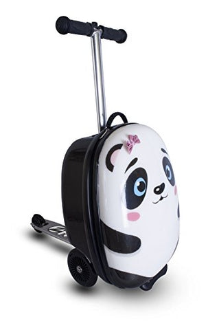 Zinc Flyte Kids Luggage Scooter 18 - Polly the Panda