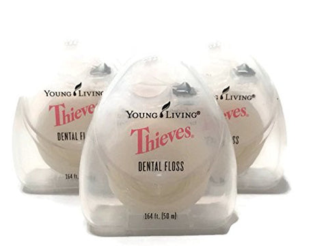 Thieves Dental Floss 3pk - 164ft  by Young Living Essential Oils