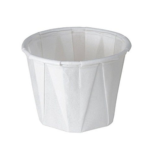 Xtra Durable Paper Souffle Cups by PrimeMed (.75oz) (1000 ct)