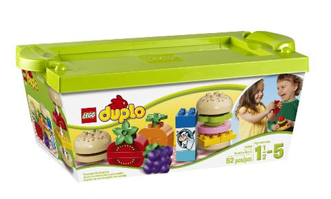 LEGO DUPLO Creative Play Creative Picnic Building Set 10566