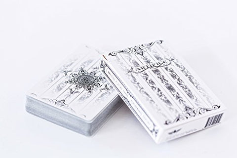 Artifice Tundra Playing Cards Deck by Ellusionist [White]