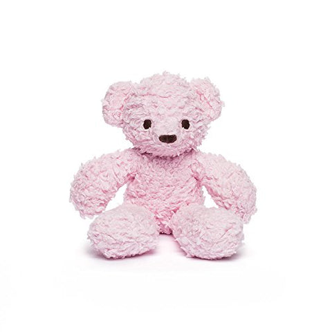Sherpa Baby Organic Teddy Bear Pink 12 Inches