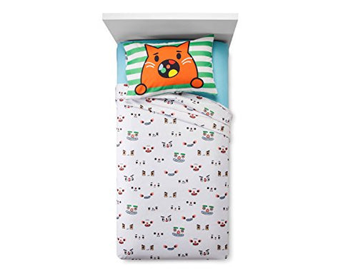 Toca Boca Blue Sheet Set (Twin) 3pc