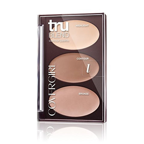 CoverGirl Trublend Contour Palette Light 0.28 Oz, 0.161 Pound
