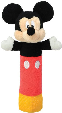 Disney Baby, Mickey Mouse Stick Rattle