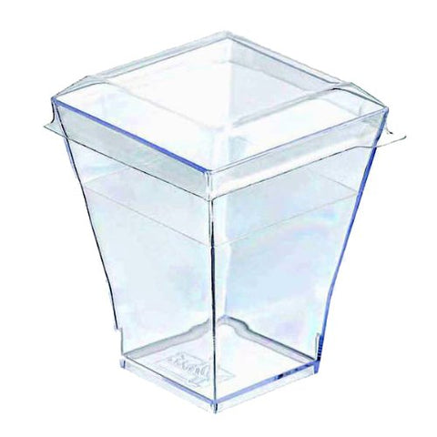 PackNWood 209MBLTAIT Clear Lid - 600 per case