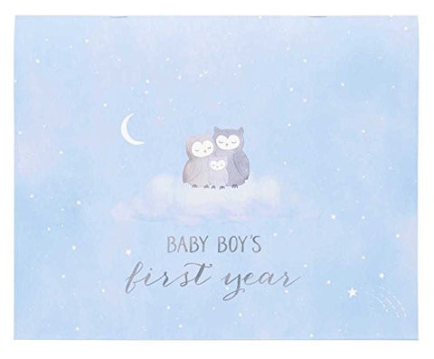 C.R. Gibson Baby's First Year Calendar, By Carter's Stickers Provided, Measures 11 x 18 - Wish Upon A Star
