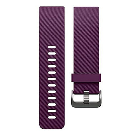 Fitbit Blaze Accessory Band, Classic, Plum, Small