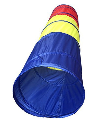 SueSport 6 feet Children Play Tent Tunnel Kid Pop up Discovery Tube Playtent Toy Tent