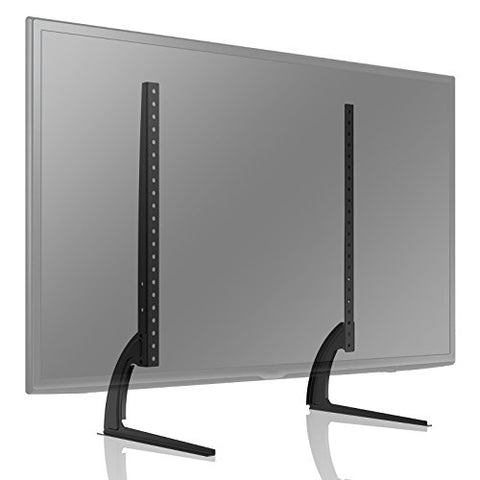 TAVR Universal Table Top TV Stand for most 37 - 60'' Flat Screen TV,VESA patterns up to 600 x 400,UT3001-1
