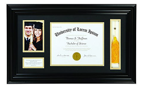Faithworks Heartfelt Graduation Keepsake Frame, 15 x 25 , Jeremiah 29:11