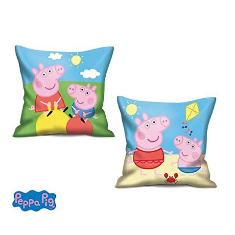 Kids Peppa Pig 35 X 35 CM Pillow/Peppa Pig Square Cushion