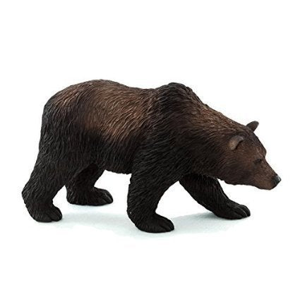 MOJO Fun 38216 Grizzly Bear - Realistic Wildlife Toy Replica - New for 2015!