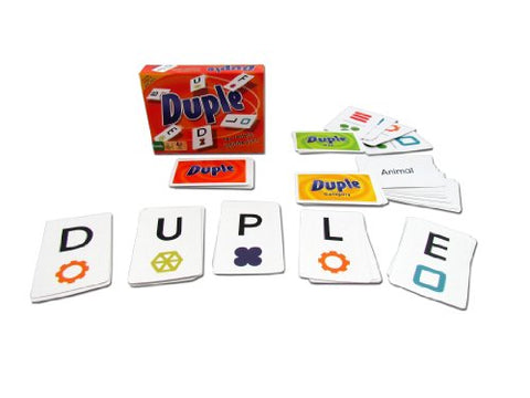 Duple Card Game