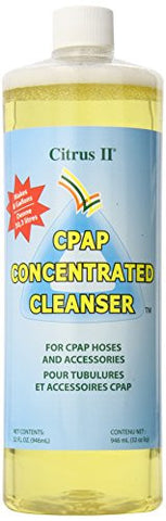 Citrus II Cpap Mask Cleaner Concentrate, 32 Fluid Ounce