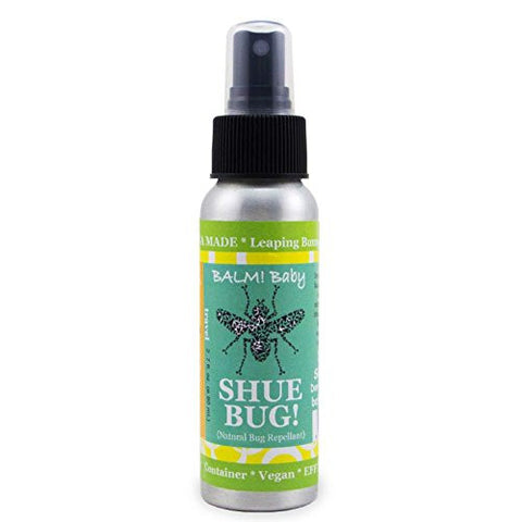 BALM! Baby SHUE BUG! - Natural Organic Bug Repellent Spray 2.7oz