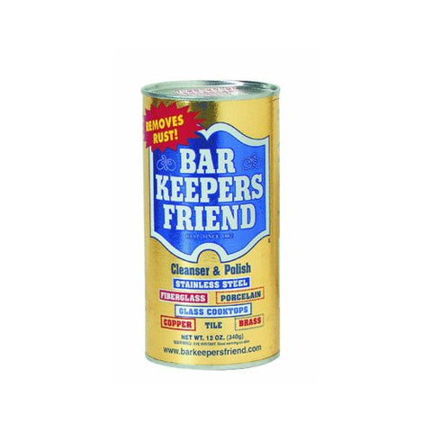 Bar Keepers Friend Cleanser & Polish -