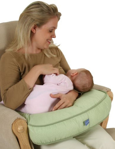 Leachco The Natural - Contoured Nursing Pillow Sage
