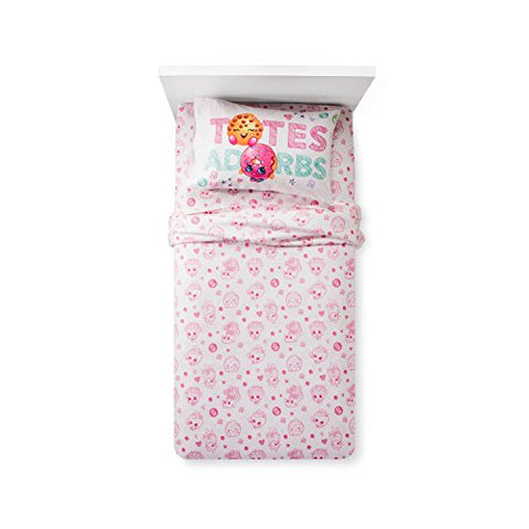 Shopkins Twin Sheets (Adorbs)