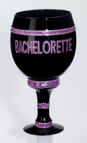 Jumbo Goblet Bachelorette Glass - Party Fun Wedding Gag