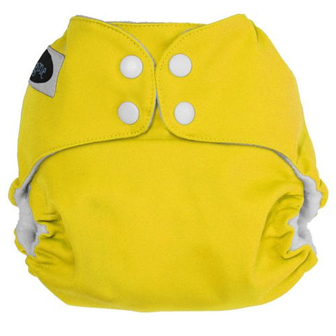 Imagine Baby Products Pocket Snap Diaper, Marigold