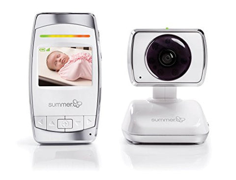 Summer Infant Baby Secure 2.5 Pan/Scan/Zoom Video Baby Monitor