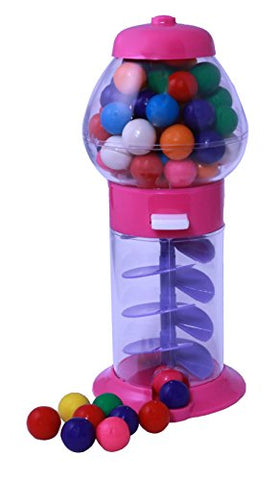 Mini Gumball Machines Choose Your Own Color (1, Pink)